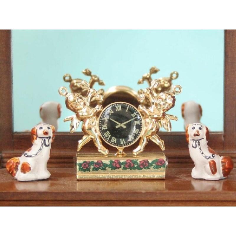 Cherub Clock
