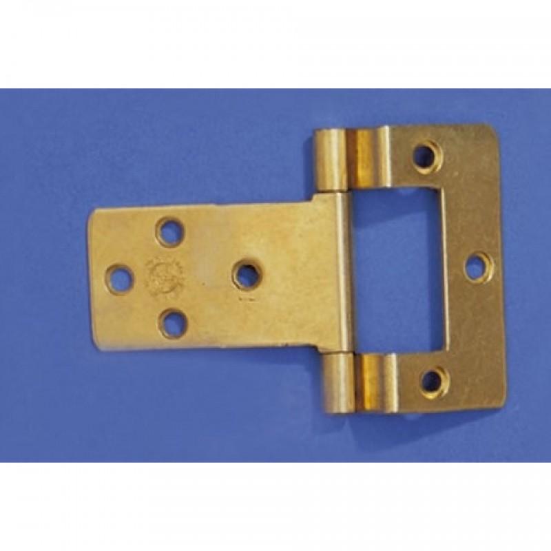 10mm Single Cranked Hinge 10mm