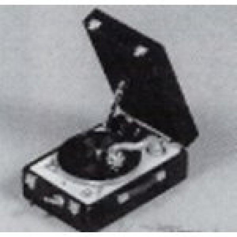 Portable Gramophone 1920s onward - Kit