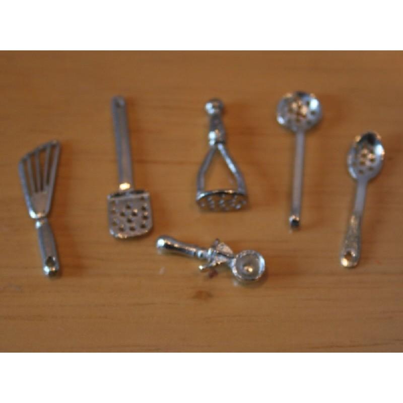 6 Kitchen Utensils