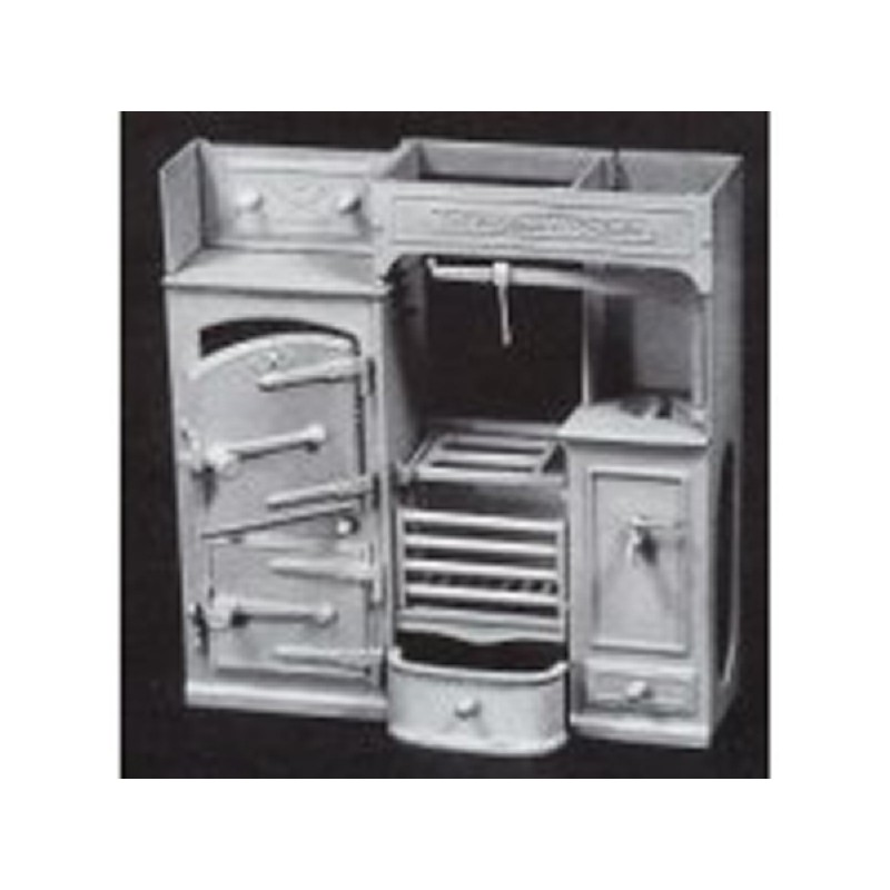 Victorian Range Cooker Kit, supplied flatpacked