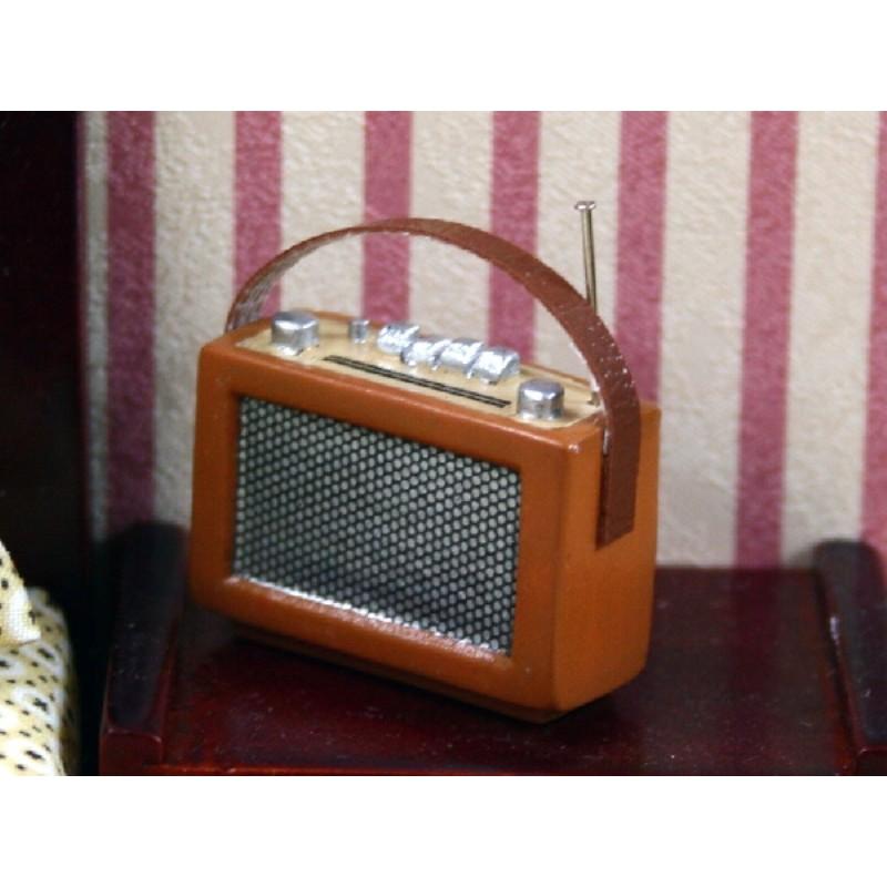 Tan Radio