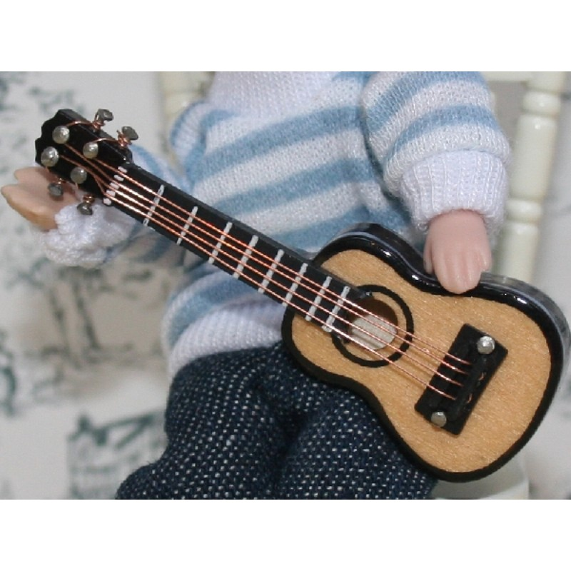 Acoustic Guitar 24th scale