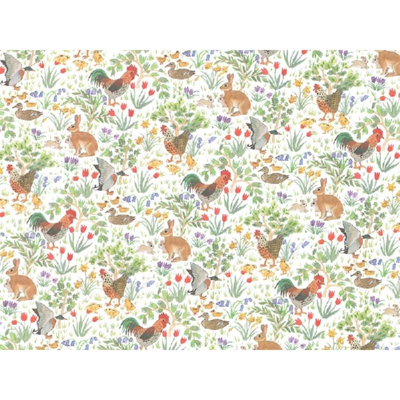 Country Springtime Wallpaper
