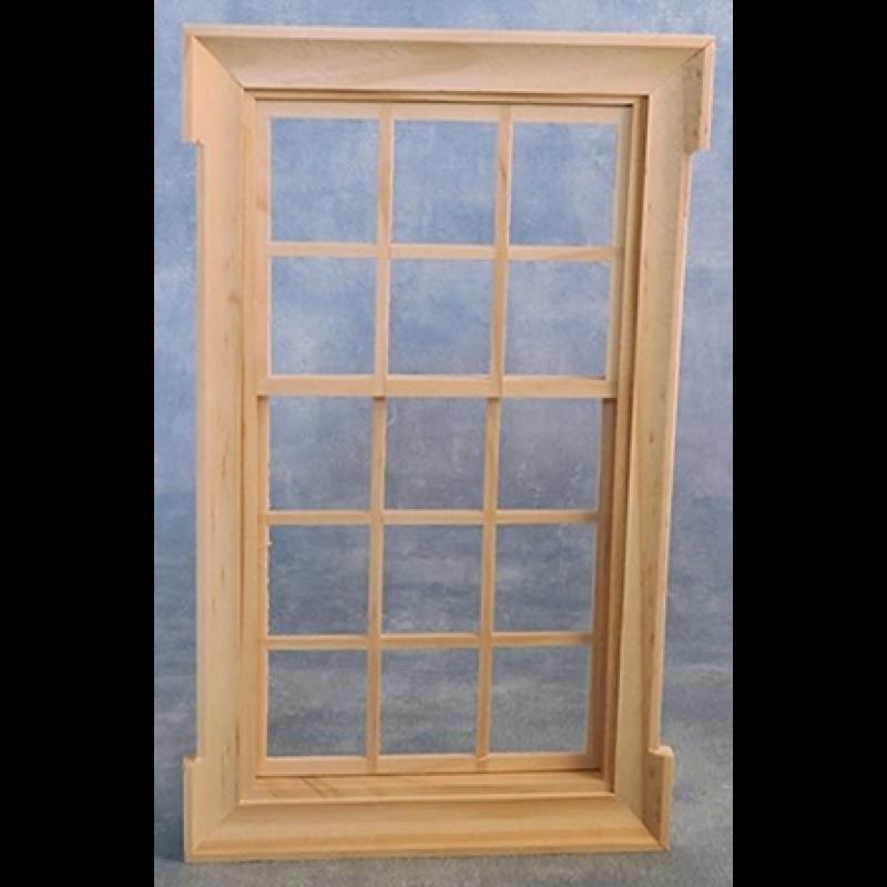 Grosvenor 15 Pane Sash Window