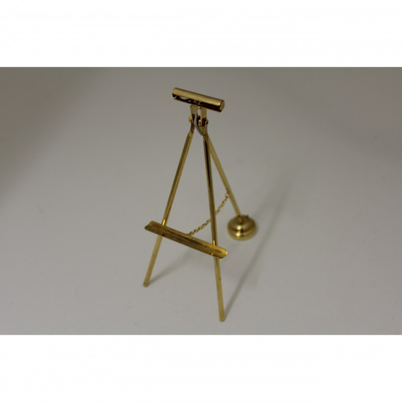 Battery Operated Easel LED Warm Glow