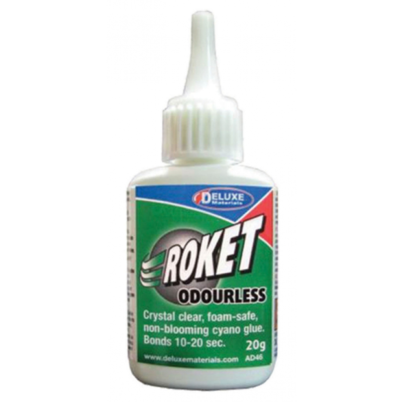 Roket Odourless Glue 20g