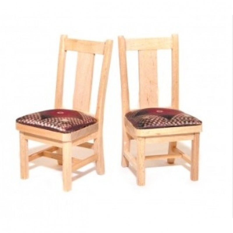 Bare Essentials Dining Chair 2pcs