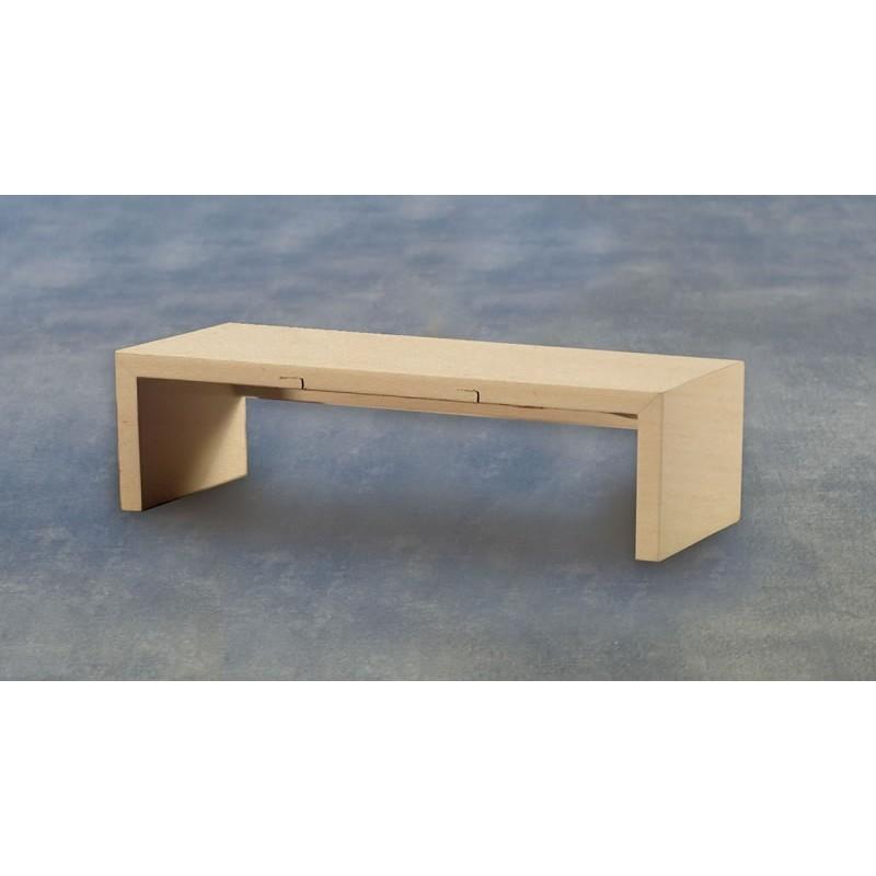 Modern Low Table/Shelf