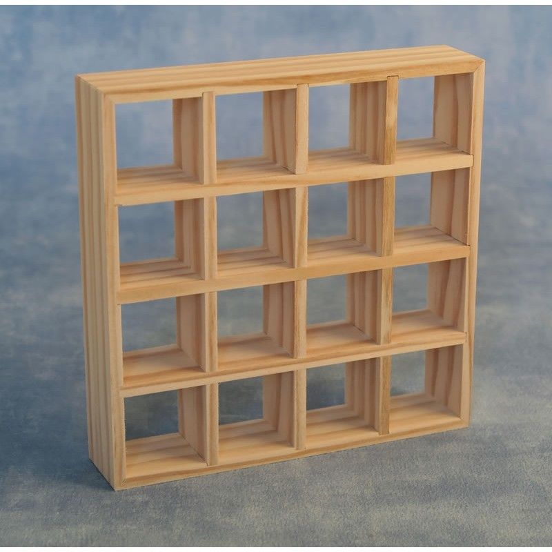 Display Shelves x 4