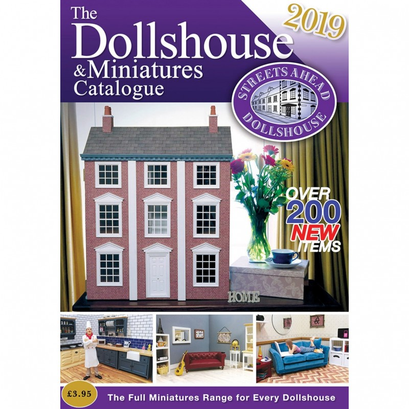 The Dollshouse & Miniature Catalogue & Supplement 2019