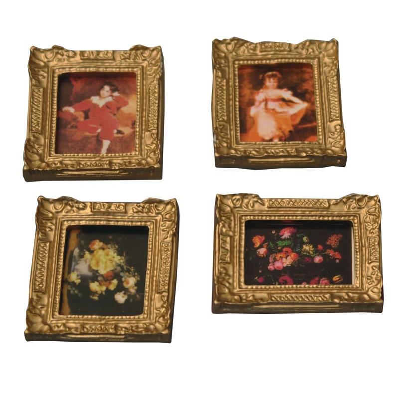 Babettes Miniaturen Picture Frames