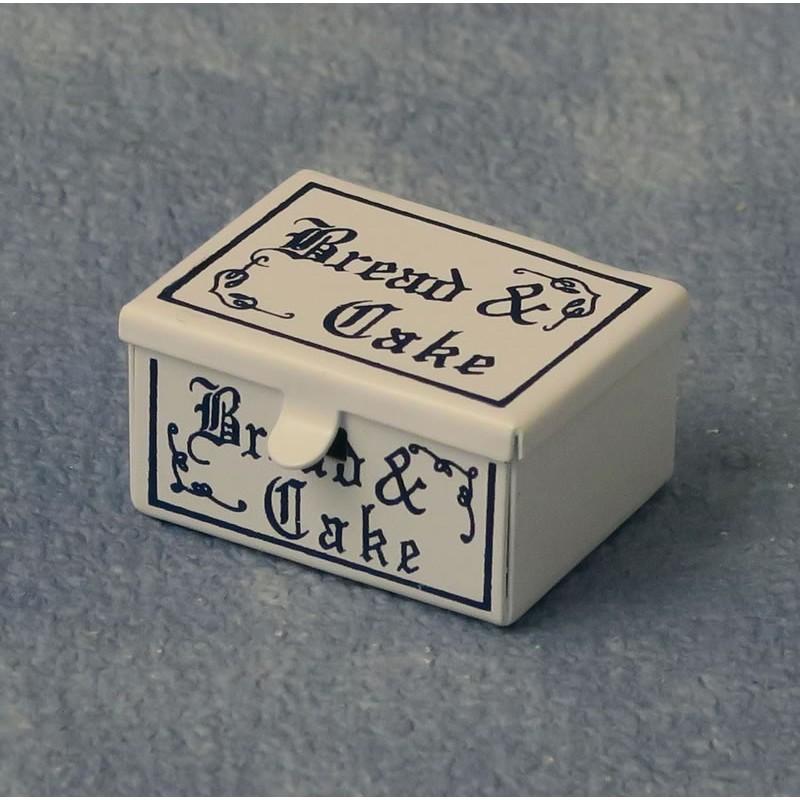 Babettes Miniaturen Bread Bin