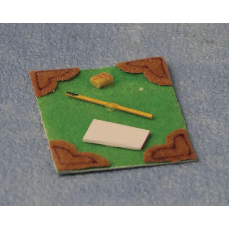 Babettes Miniaturen Desk Set