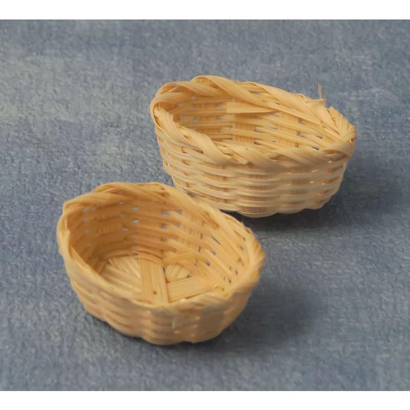 Babettes Miniaturen Basket pk2