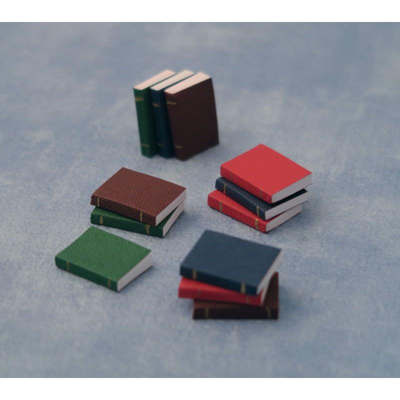 Babettes Miniaturen Books 12 pcs
