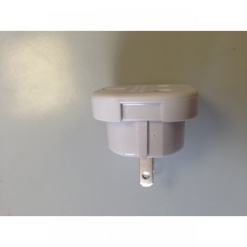 USA adaptor for DE005