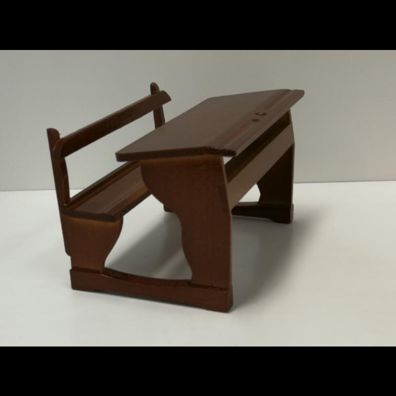 Oak School Desk ***SECONDS***