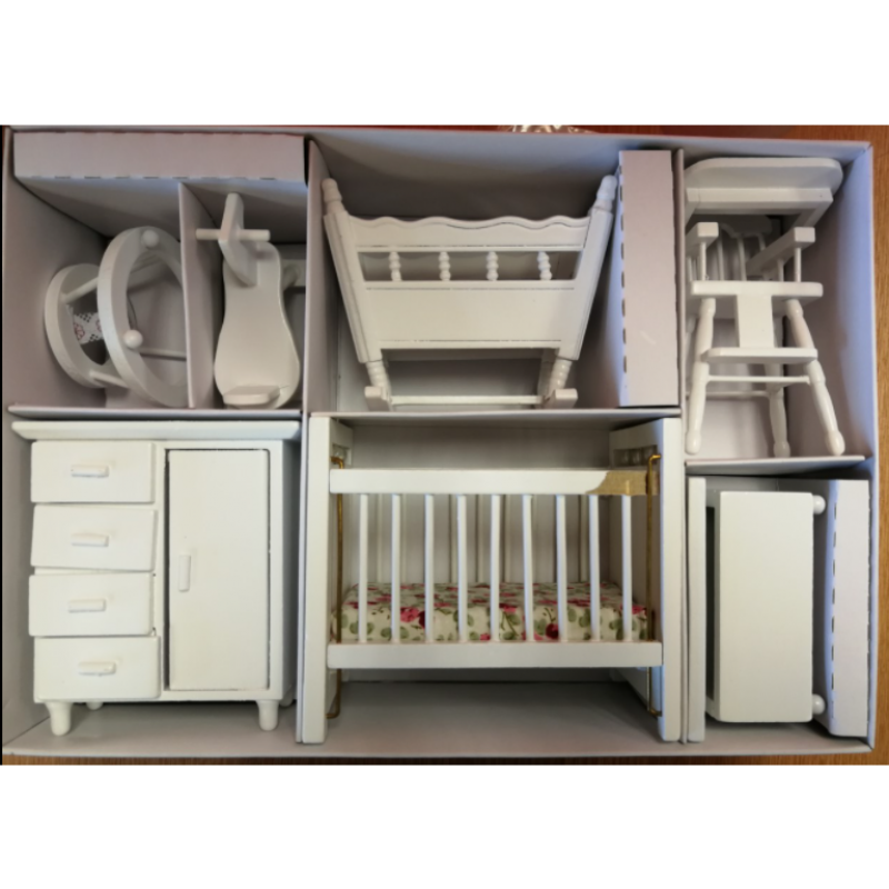 Nursery Set, 7 pieces ***SECONDS***
