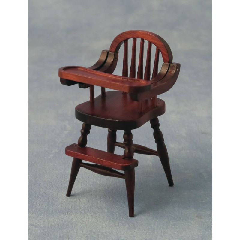 Babettes Miniaturen Baby Highchair