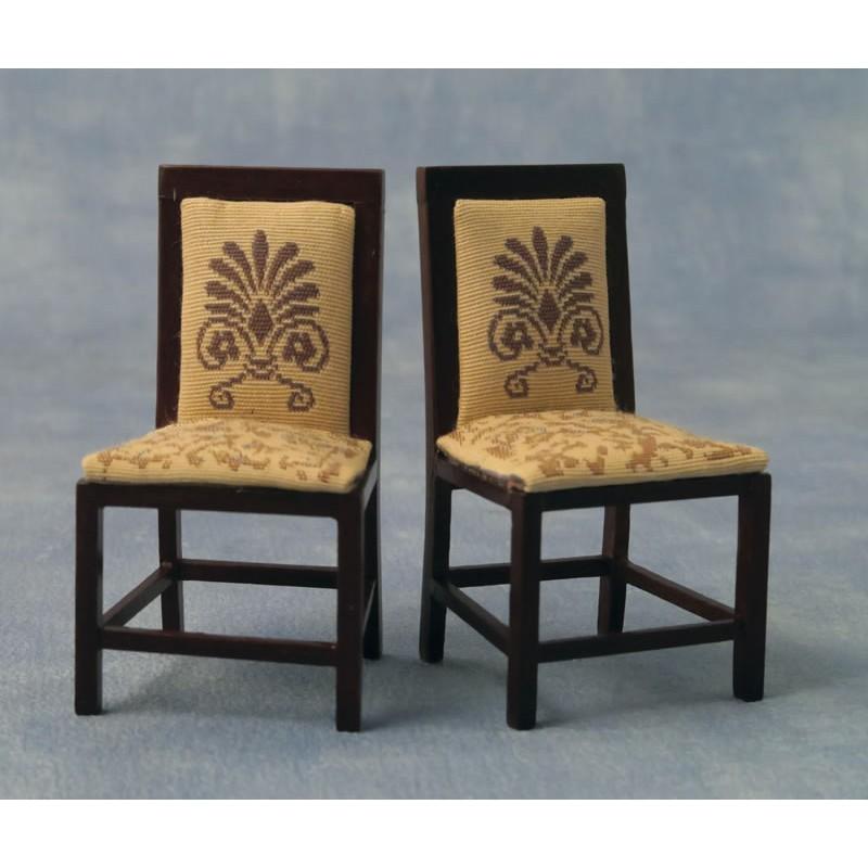 Babettes Miniaturen Dining Chair 2pcs