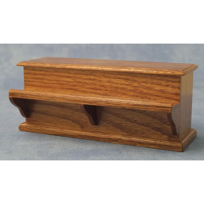 Babettes Miniaturen Counter Oak