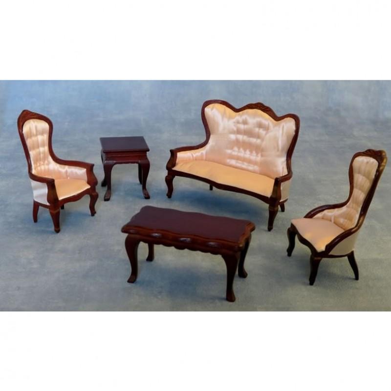Babettes Miniaturen Regency Room Suite Set