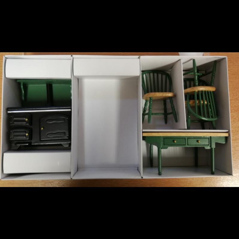 Green Kitchen Set ***SECONDS***