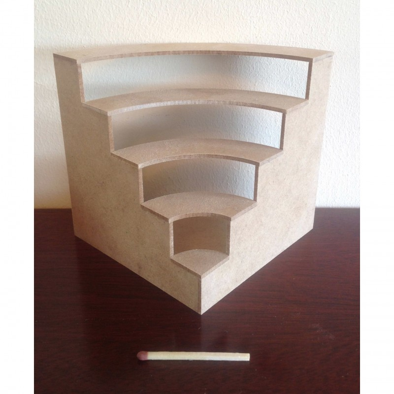 Concave Display Stand Kit