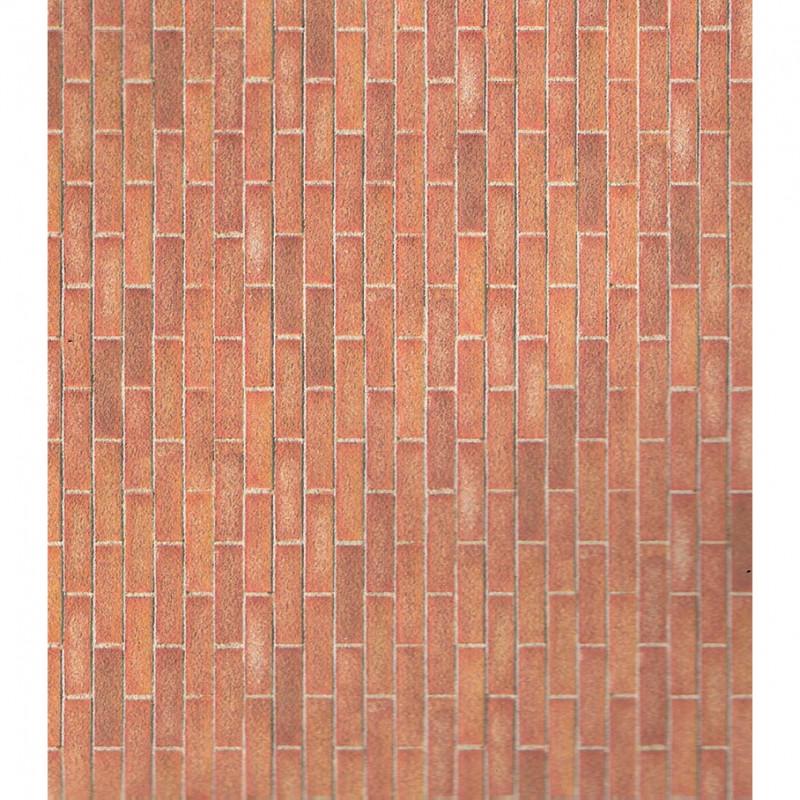 Embossed Light Brick Sheet