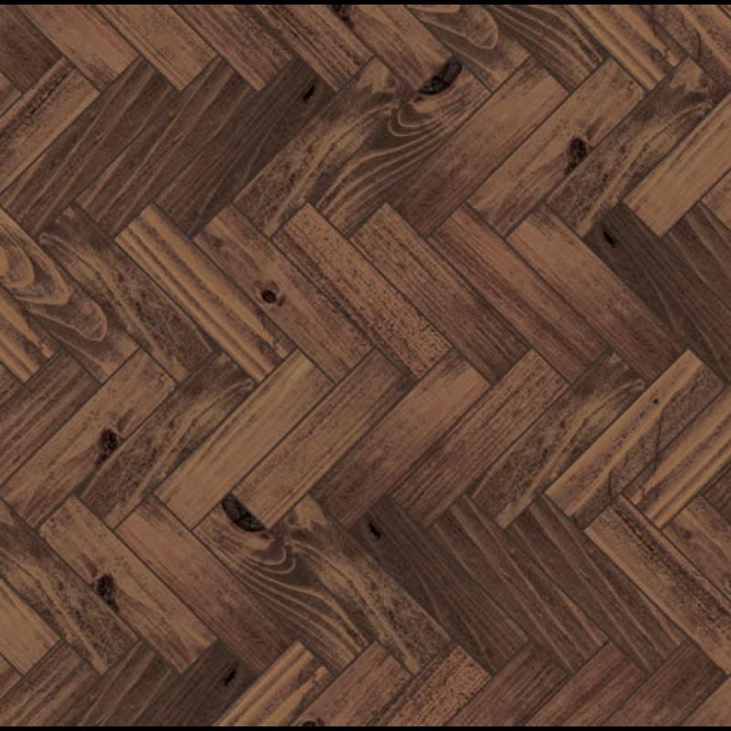 A3 Dark Parquet Flooring