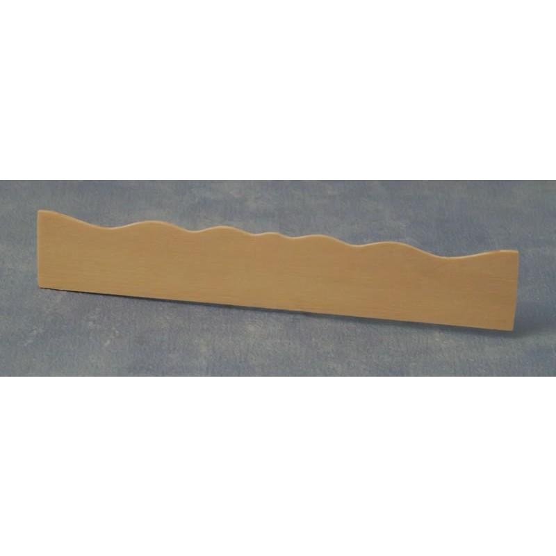 Babettes Miniaturen Wood Panelling long