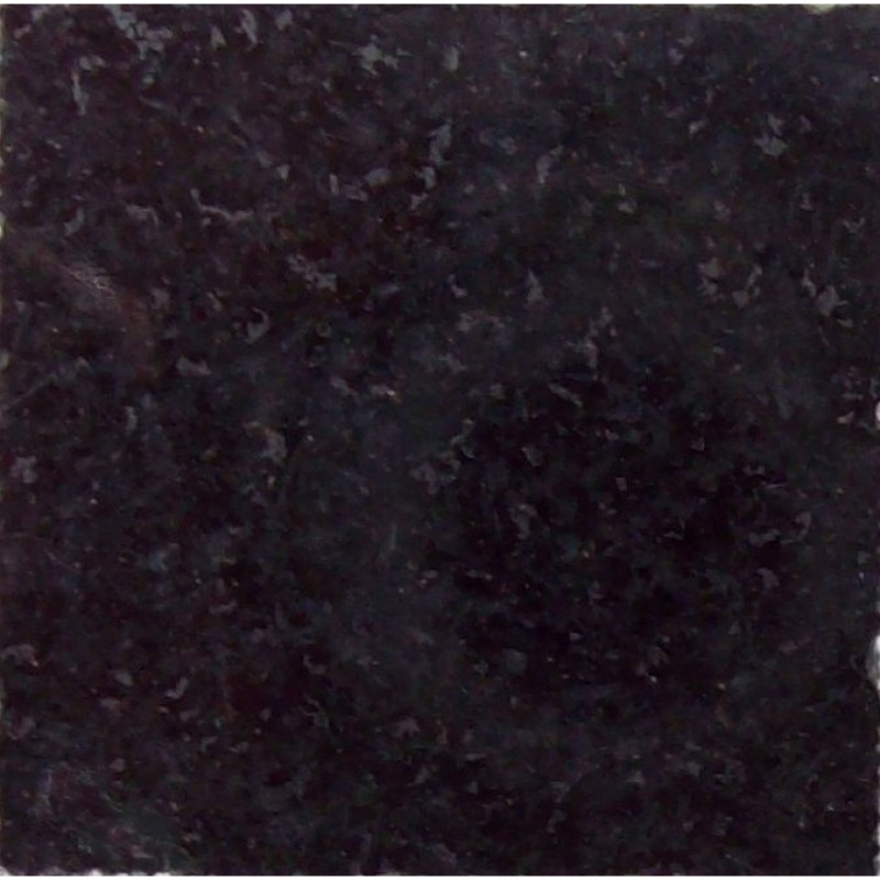 25mm Black Granite Tiles, 25 Pack