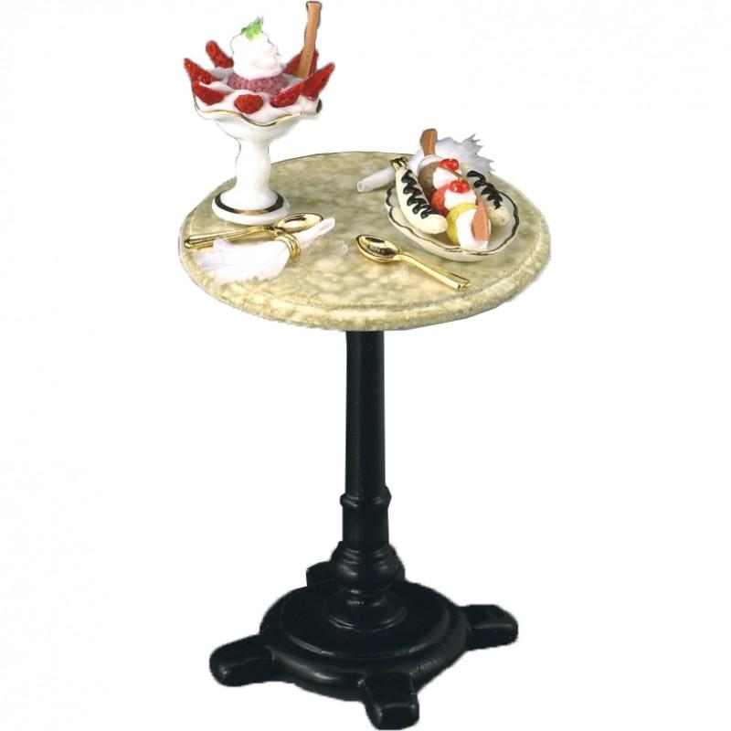 Dessert Theme Café Table