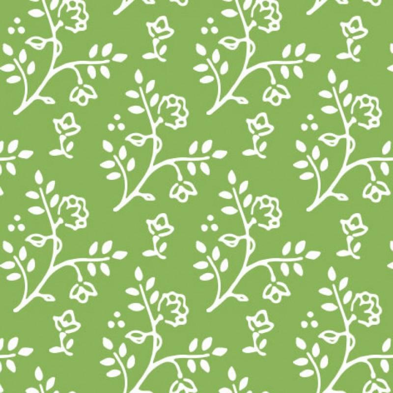 Small Interiors Julia White on Green
