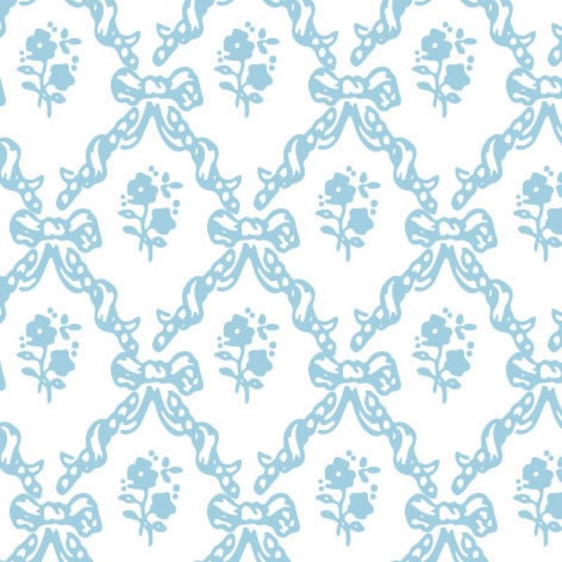 Small Interiors Melissa Blue