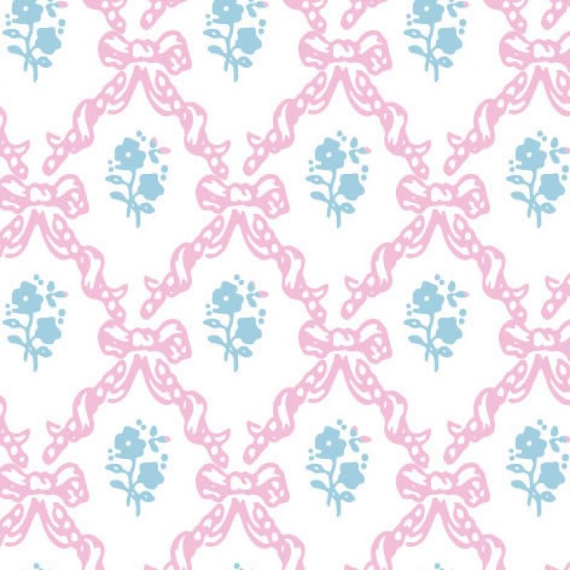 Small Interiors Melissa Pink & Blue