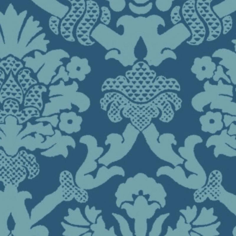 Small Interiors Portia Medici Blue