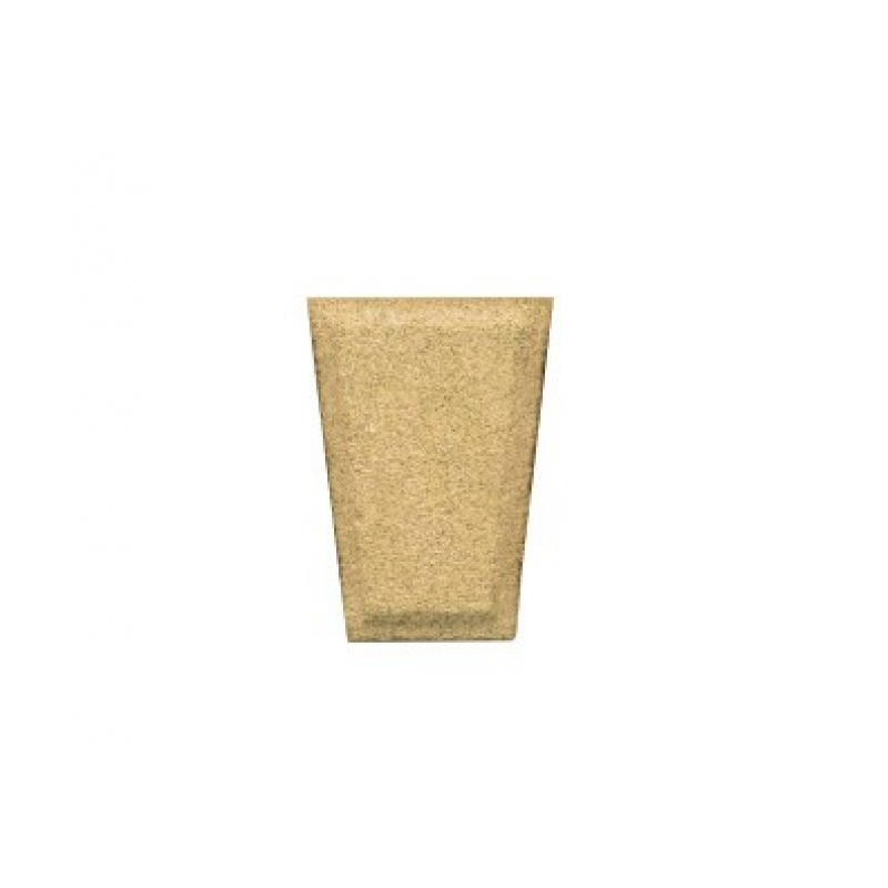 Yellow Sandstone Keystones, 3 Pack