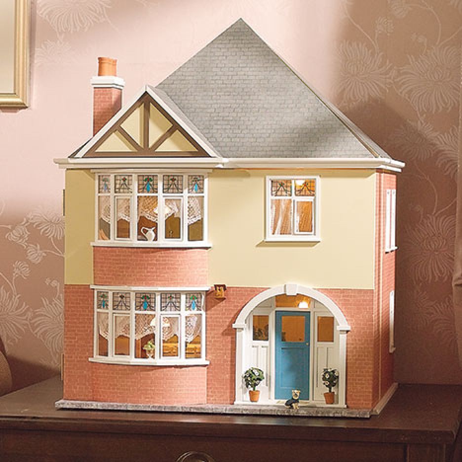 The Dolls House Emporium Mountfield Kit
