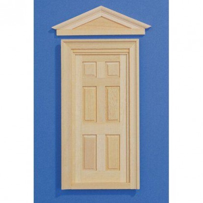 Painted Dolls House Internal Doors