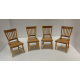 Kitchen Table & Four Chairs ***SECONDS***