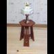 Lamp Table, mahogany kit