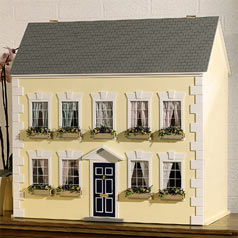 Period dolls' houses